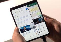 Katlanabilir telefon gerçek oldu: Samsung Galaxy Fold