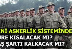 Yeni askerlik sistemi nasıl olacak Cumhurbaşkanı Erdoğandan bedelli askerlik...