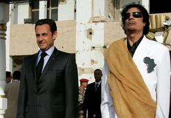 Sarkozy, Kaddafiden 8 milyon dolar aldı
