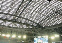 Bu akşam stadın çatısı kapalı olacak