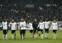 Beşiktaş, evinde büyük maçlarda zorlanıyor