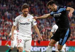 Sevilla adını son 16ya yazdırdı