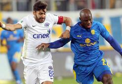 MKE Ankaragücü - Kasımpaşa: 3-0