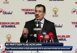 AK Parti Genel Başkan Yardımcısı Yavuzdan önemli açıklamalar