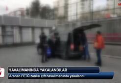 Havalimanında sahte kimlikle yakalanan FETÖcü kadın tutuklandı