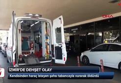 İzmirde dehşet olay