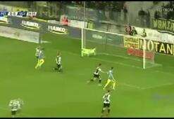 Robert Moldoveanudan Puskası zorlayacak gol