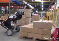 Boston Dynamics taşıma için geliştirilen robotu tanıttı