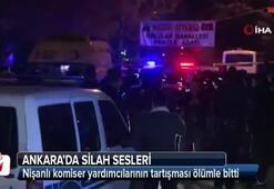 Kadın polis, meslektaşı olan nişanlısını vurup intihar etti