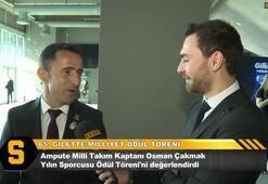 Osman Çakmak: Hedefimiz Dünya Kupası