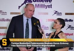 Harun Erdenay: Final Fourda iki Türk takımı görmek istiyoruz
