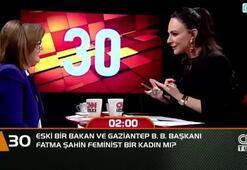 Aile ve Sosyal Politikalar eski Bakanı, Gaziantep Büyükşehir Belediye Başkanı Fatma Şahin, feminist bir kadın mıdır