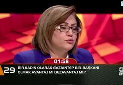 Bir kadın olarak Gaziantep Büyükşehir Belediye Başkanı olmak avantaj mı dezavantaj mı