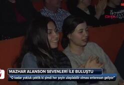 Mazhar Alanson: Yokluklardan bugünlere geldik
