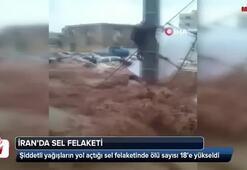 Komşudaki sel felaketinden acı haberler geliyor