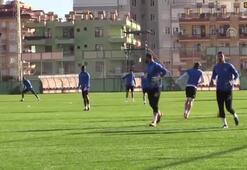 Aytemiz Alanyasporda Bursaspor maçı hazırlıkları