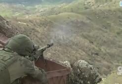 Kevet Dağında PKK saldırısı böyle önlendi