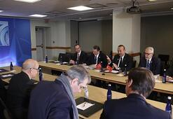 Çavuşoğlu, NATO Dışişleri Bakanları Toplantısına katıldı