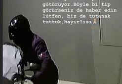 Pelin Akil'den 'hırsız' açıklaması