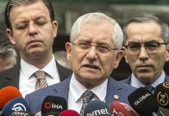 Son dakika... YSK Başkanı Güvenden seçim açıklaması: Bu ilk defa alınan bir karar değil