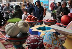 İranlı turistlere Haft Sin sofrası sürprizi