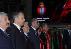 Şehit Savcı Kiraz için anma töreni düzenlendi