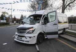 Ankarada kaza Yaralılar var