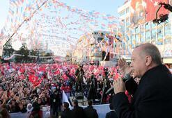 Cumhurbaşkanı Erdoğan: Milletimizin üzerinde oynanan oyunları bozmaya kararlıyız