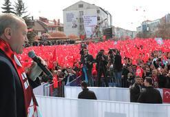 Son dakika... Cumhurbaşkanı Erdoğan: Mansur Yavaş'a verilen oyların nereye gideceği ortaya çıkıyor