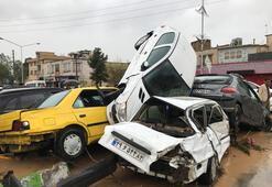 İran, sel felaketinde orduyu sahaya sürüyor