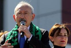 Kılıçdaroğlu, Eyüpsultanda vatandaşlara hitap etti