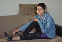 Sol bacağında başlayan ağrı hayatını kararttı
