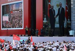 Cumhurbaşkanı Erdoğandan sert eleştiri: Bu adam Ankaranın başına gelirse ne tür sahte senetler düzenleyeceğini hatırlayın
