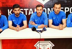 """Kastamonusporlu futbolculardan uyarı: """"Maddi sorunlarımızı çözün"""""""