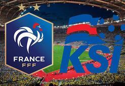 Fransa İzlanda maçı ne zaman saat kaçta hangi kanalda