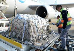 Yenişehir Havalimanından ilk kargo seferi