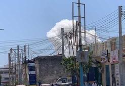 Eş-Şebab Somalide bakanlık binasına saldırdı