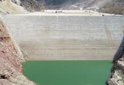 Türkiyenin ikinci büyüğü Silvan Barajı hızla yükseliyor