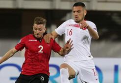 Arnavutluk - Türkiye: 0-2