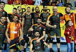 Galatasaray-İstanbul Büyükşehir Belediyespor: 3-0
