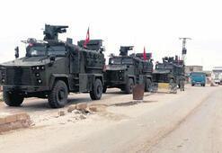 Tel Rıfat'ta koordineli ilk devriye gerçekleşti