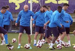 MKE Ankaragücünde Fenerbahçe hazırlığı