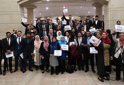ABDli Müslümanlardan Kongrede lobi çalışması
