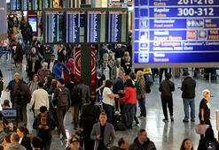 Atatürk Havalimanında seçim hareketliliği