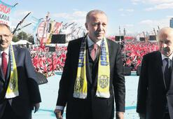 Erdoğandan Millet İttifakına: Milli irade yüzsüzleri