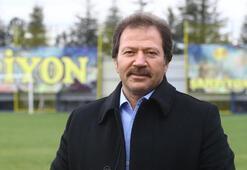 Ankaragücü Başkanı Yiğiner: Güzel günler yakın