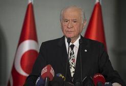 MHP lideri Bahçeliden seçim sonuçlarıyla ilgili açıklama