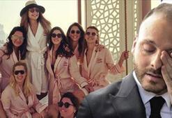 Murat Gezer meleği Mina Başaranı unutmadı