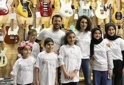 Kanserli çocuklar için anlamlı proje