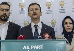 Ankarada seçim sonuçlarına itirazla ilgili AK Partiden açıklama